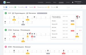 NimBus - моніторинг пасажирського транспорту